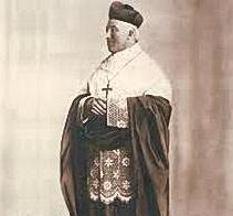 Nella foto, un ritratto ufficiale del nostro fondatore, mons. Arnold Harris Mathew.
